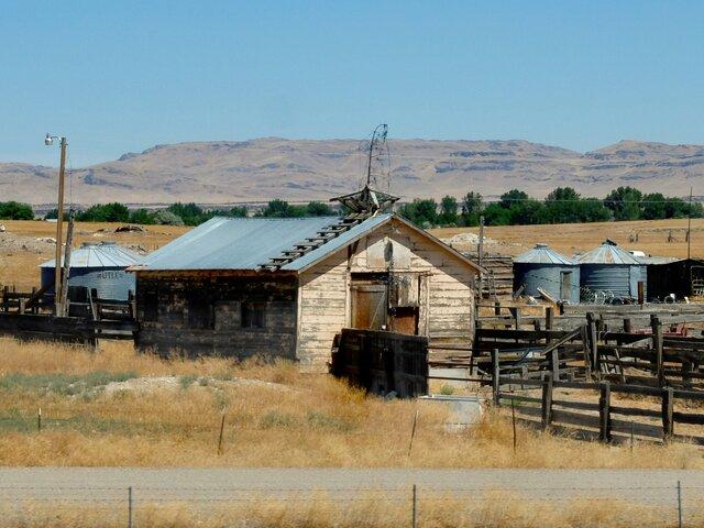 Idaho Corral