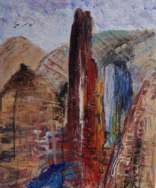 Desert Falls - I