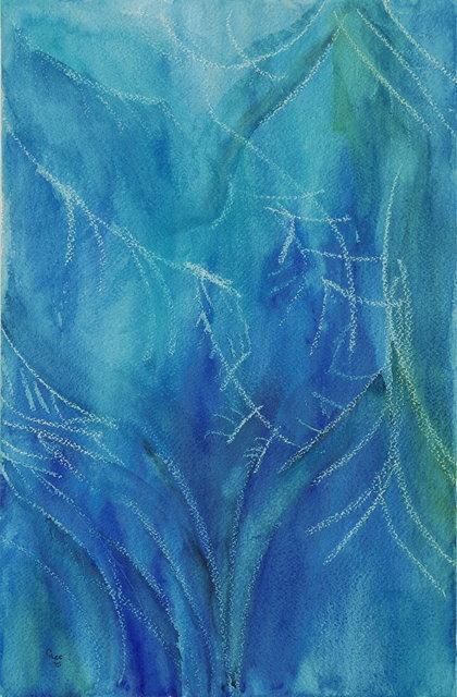 Ice Feathers I