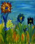 Wild Iris II       >SOLD<