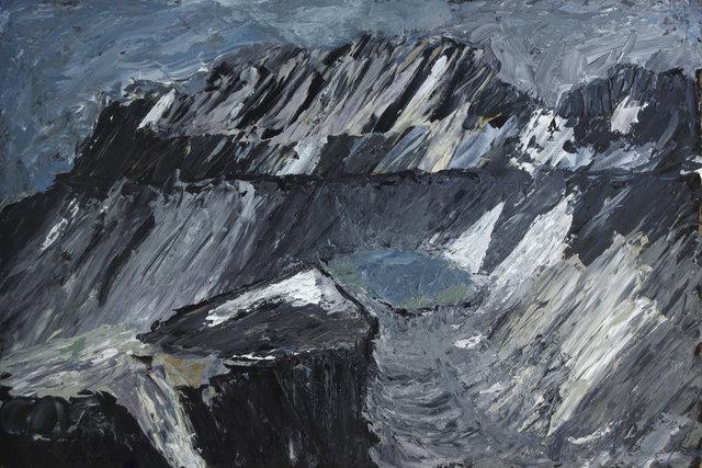 Steen's Grey Lake